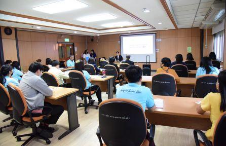 สสปท. จัดอบรมการพัฒนาคุณภาพการบริหารจัดการภาครัฐเพื่อเตรียมพร้อมมุ่งสู่ประเทศไทย 4.0