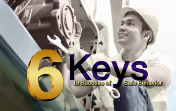 6 Keys to Success of Safe Behavior
